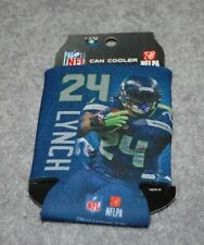 SEATTLE SEAHAWKS MARSHAWN LYNCH #24 NFL FOOTBALL SPORT PLAYER CAN COOLER HOLDER