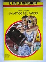 Un attico nel fangoLysagt BrianMondadori1986 giallo1968thomson christie 818