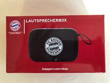 Lautsprecherbox FC Bayern München 23605 neu neu