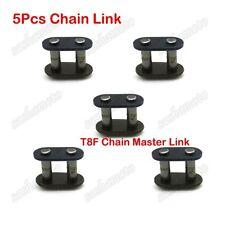 5x T8F Chain Master Link For 43cc 47cc 49cc Kids Mini Moto ATV Dirt Pocket Bike