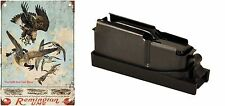 Remington OEM 783 Short Action 4 Round Magazine, Black Factory New/RE19522