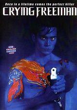 Crying Freeman-Hong Kong Kung Fu Martial Arts Action movie Dvd - New Dvd