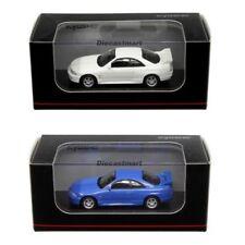Coches, camiones y furgonetas de automodelismo y aeromodelismo blancos Kyosho Nissan