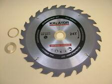 Circular saw blade hardwood softwood 210mm 24 TC teeth fits 30/25.4/20/16mm bore