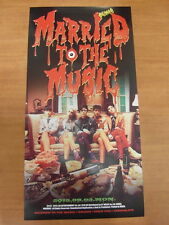 SHINee - Married To The Music (Odd Repackage) CD w/ Photo Card +Unfold POSTER