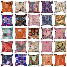 Handmade Floral Garden Decorative Cushions & Pillows