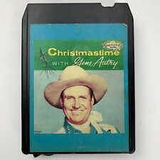 Gene Autry Christmas Time With (8-Track Tape)