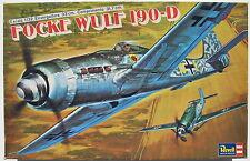 REVELL H-215 - Focke Wulf 190-D - 1:32 - Flugzeug Modellbausatz - Model KIT - 2