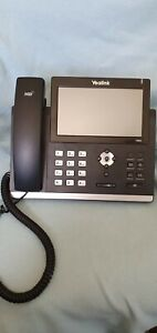 Yealink sip-T48G office phone screen handset corded phone