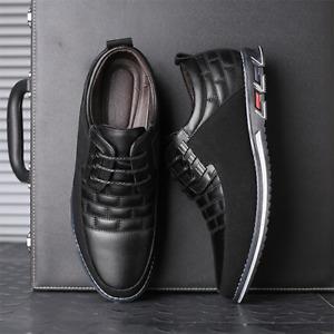 Harvards - Hybrid Leather Shoes Zapatos de hombre -Original Quality