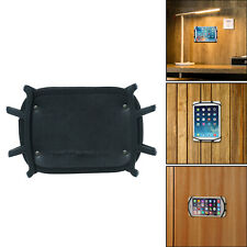 Universal Phone Wall Mount, WANPOOL Tablets Wall Holder fits on Kitchen,Bedroom