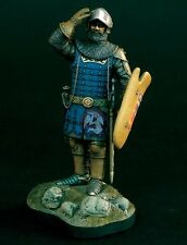 Verlinden 120mm (1/16) Hungarian Knight circa 1360 Vignette with Base 1062