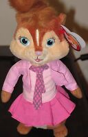 Ty Beanie Baby ~ BRITTANY the Chipette ~ From Alvin and the Chipmunks ~ NEW