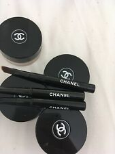 3 Small chanel make up brushes. New