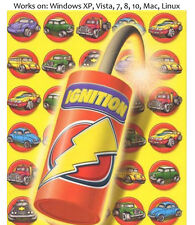 Ignition 1997 PC Mac Linux Game