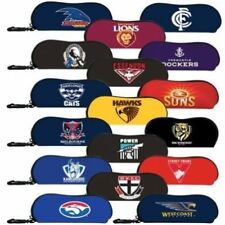 Collingwood Magpies Sunglasses Case Official AFL Soft Neoprene