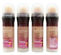 (4) Maybelline Instant Age Rewind Eraser Treatment Makeup YOU CHOOSE YOUR COLOR