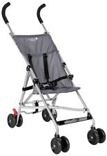 Cuggl Birch Stroller Buggy Grey Holiday Buggy Compact Folding Great Value