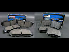 Hawk HPS Brake Pads Front & Rear 04-08 Acura TSX