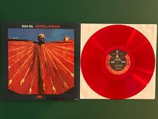 Sun Ra - Crystal Spears (COLORED Vinyl 2018 Modern Harmonic MH-8082)~~~~~~~~~~NM