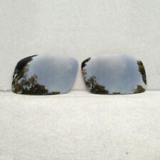Black Replacement Lenses for-Oakley Oil Drum Sunglasses Polarized