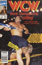 WORLD CHAMPIONSHIP WRESTLING (WCW) (1992 Series) #2 NEWSSTAND Very Fine Comics