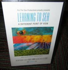 LEARNING TO SEA: A DIFFERENT POINT OF VIEW DVD, ZIGGY LIVNAT, RED SEA, CARIBBEAN