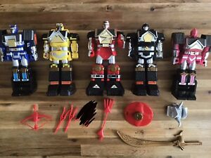 Power Rangers Shogun Megazord Set