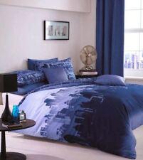 Linge de lit et ensembles bleus Catherine Lansfield pour chambre
