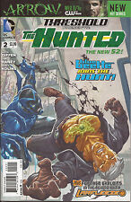 Threshold The Hunted #2 DC New 52 Larfeeze Green Lantern Blue Beetle Giffen VF