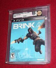 Brink, New Sealed! PS3 VGA 95