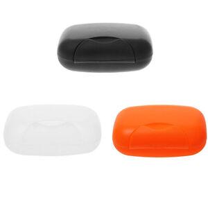 Travel Portable Soap Box Sealing Buckle Plastic Handmade Soap Case Shower Supply