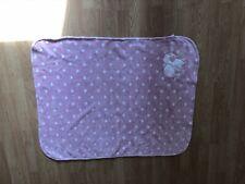 Primark Pink Hearts baby girl Blanket