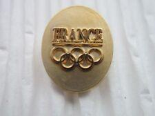 2004 ATHENS Olympics France noc pin badge