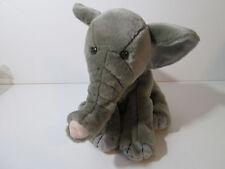 "Gray Elephant Plush 12"" Plush International Strategic Partners"