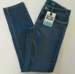 NEW Signature Levi Skinny Jeans Young Girls 12