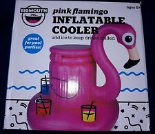"Pink Flamingo Inflatable Cooler for Pool Beach Lounge Water 30""x30""x32"""