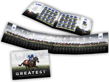 WINX the Greatest - limited edition stamp collection The magnificent mare Winx h