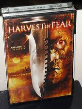 Harvest of Fear (DVD) Brad Goodman, Thomas Nabhan, Jeff Barott, Justin Ament NEW