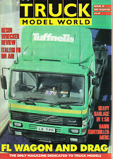 Truck Model World 1/96 Kenworth Holmes Tamiya Mercedes Volvo FL Robsons Scania +
