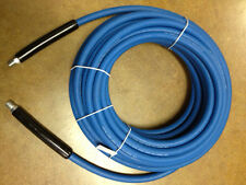 100 Carpet Cleaning High Pressure Solution Hose 14 Blue New 3000 Psi