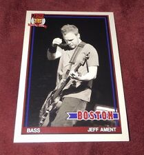 PEARL JAM Fenway Baseball Card - Jeff Ament 1 arm up - Boston pack red sox