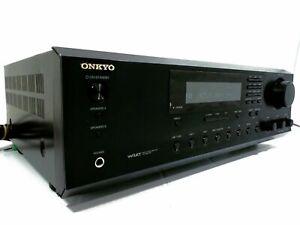 Onkyo Stereo Reciever TX-8255 Amplifier AM/FM Radio