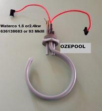 2.4kw element, genuine, fits Portapac Demand Mk 2/3, 636138693, coated