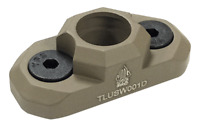 UTG TLUSW001D PRO MLOK Standard QD Sling Swivel Adaptor Flat Dark Earth Cerakote