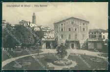 Verona Colognola ai Colli PIEGHE STRAPPINO cartolina QK7475