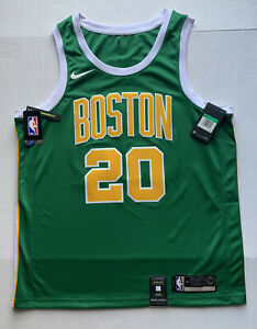 Boston Celtics #20 Gordon Hayward NEWCity Edition Swingman Jersey