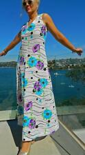 VINTAGE Susan Parsons Sydney 1960s-70's Original Boho Garden Party Retro Dress