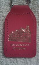 Keyring, Shakespeare's Birthplace, Red, New
