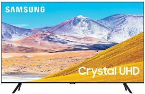 "SAMSUNG 50"" Crystal UHD TU-8000 Series 4K UHD HDR Smart TV Google Alexa Bixby"